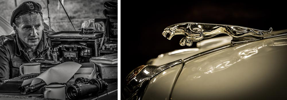 On The Comms by Craig Freathy&#59; Jaguar by Shaun Hodsdon