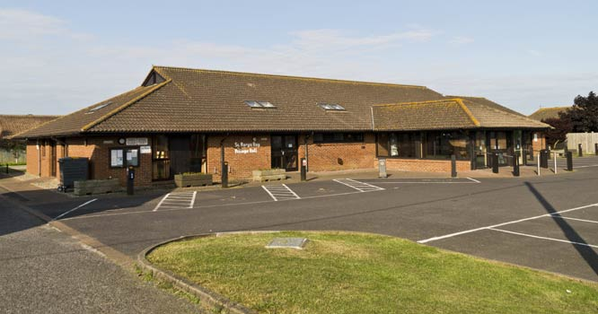 St Mary's Bay Village Hall